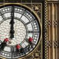 Big clean-up for Big Ben dials