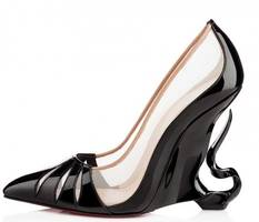 Angelina Jolie $1495 Christian Louboutin Maleficent Shoes Sell Out!